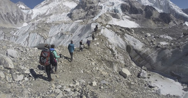 Record number of climbers to attempt to scale Everest