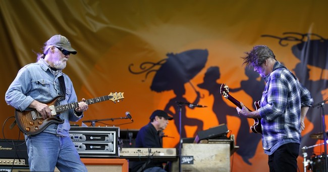 2nd weekend of Jazz Fest kicks off with 'locals day'