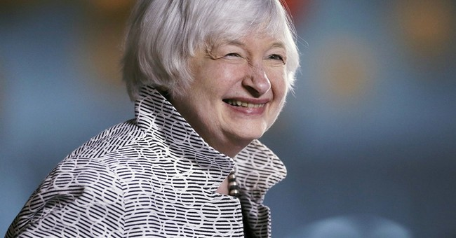 Yellen says women still face challenges in workplace