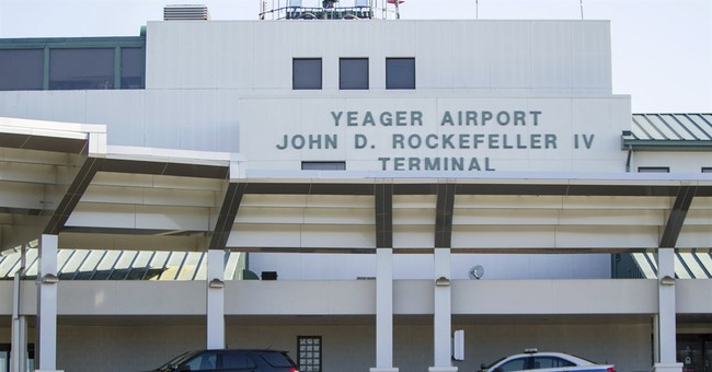 West Virginia airport reopened after cargo plane crash