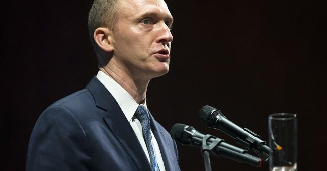 Former Trump aide calls Russia probe 'comically fake'