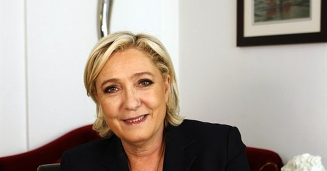 AP Interview: France's Le Pen says she 'changed everything'