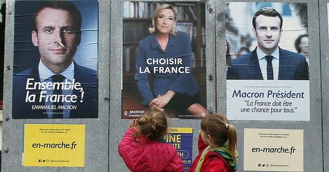 French watchdog: large amount of Macron data leaked