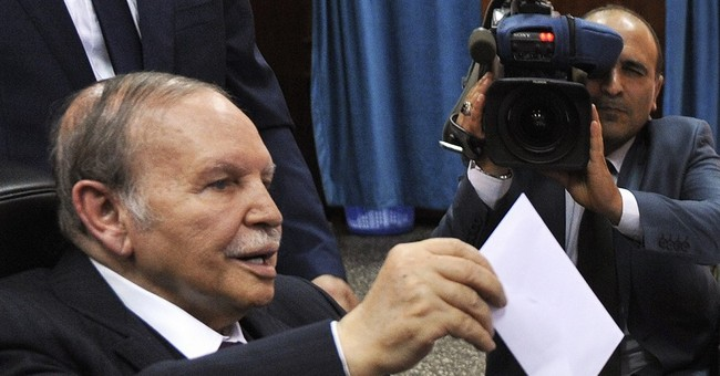 Ruling coalition wins Algerian parliamentary election