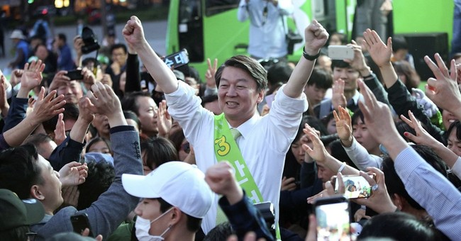 Ex-computer software mogul eyes S. Korean presidency
