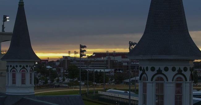 Always Dreaming wins rain-soaked Kentucky Derby