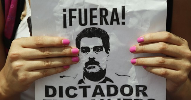 Venezuela's ex-spy chief promotes possible presidential bid