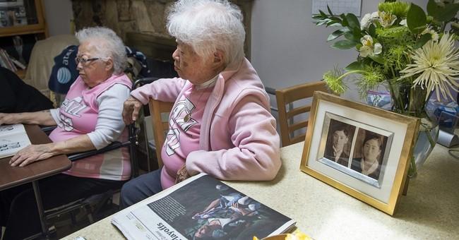 Pink Grandmas remain loyal to Jazz basketball team