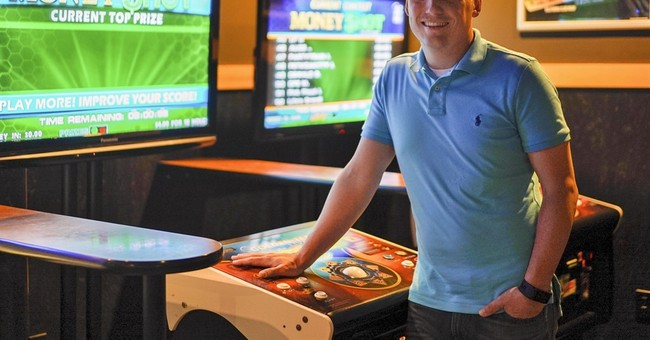Video golf king to defend Golden Tee title in championship