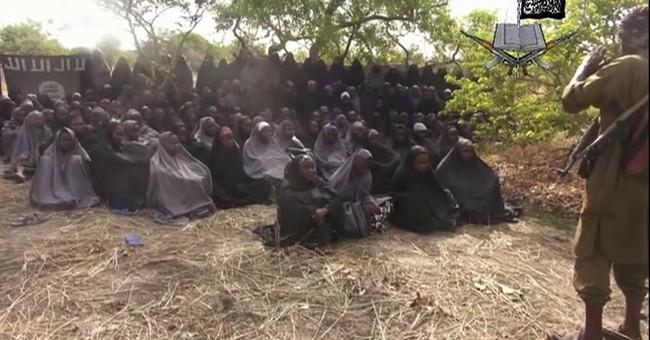 Nigeria says 82 Chibok girls free in Boko Haram exchange