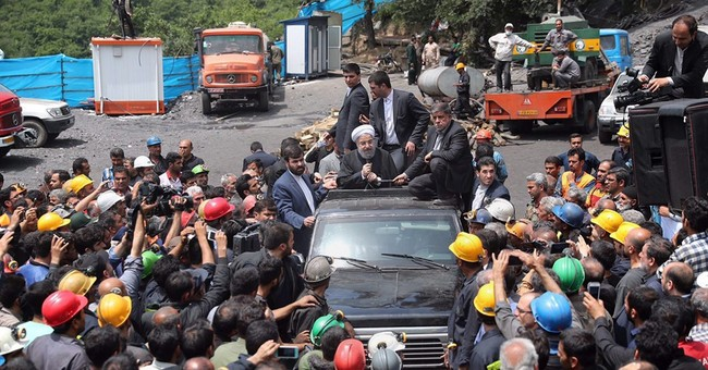Iranian state TV: Death toll in mine explosion rises to 42
