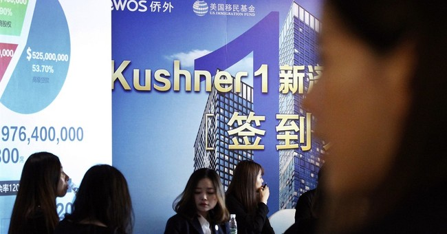 No China investor meetings this weekend for Kushner company