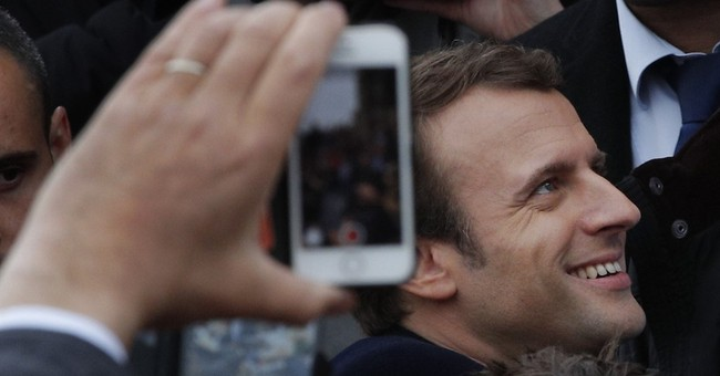 Banker, economic adviser and now youngest French president