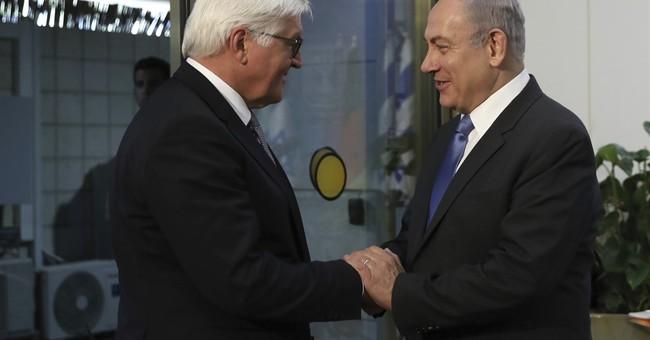 German president says Israel ties solid despite recent spat