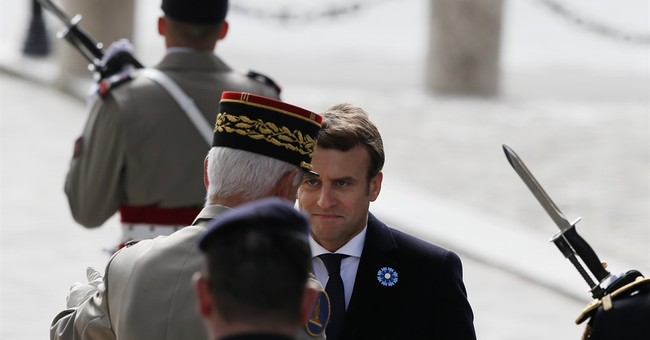 On foreign policy, France's new leader is untested, unclear