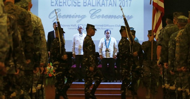 Philippines, US begin smaller-scale joint military exercises