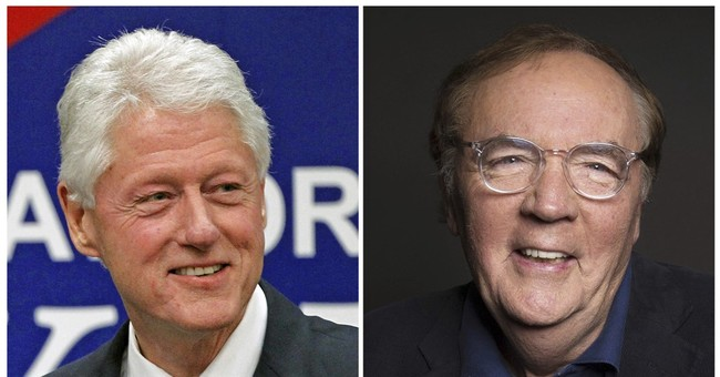 Bill Clinton and James Patterson co-writing a thriller