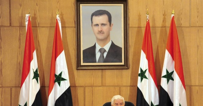 Syria rejects international forces in safe zones