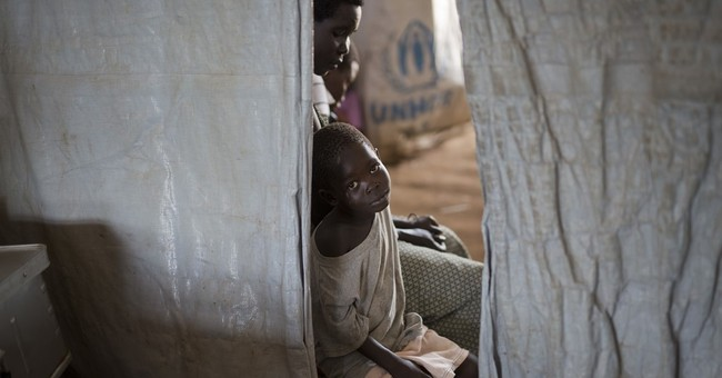 1 million children refugees from South Sudan's civil war