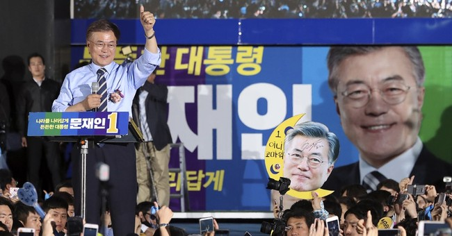 S. Koreans vote for new president to succeed ousted Park