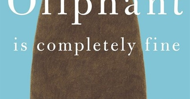 Honeyman's 'Eleanor Oliphant' is endearing, whip-smart read