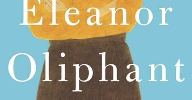 Honeyman's 'Eleanor Oliphant' is endearing, whip-smart read
