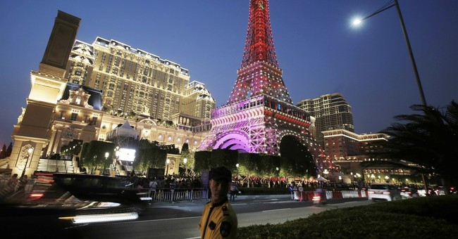Macau to require facial scans at ATMs in Chinese casino hub