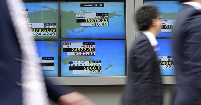 Stock markets rise on strong German trade data