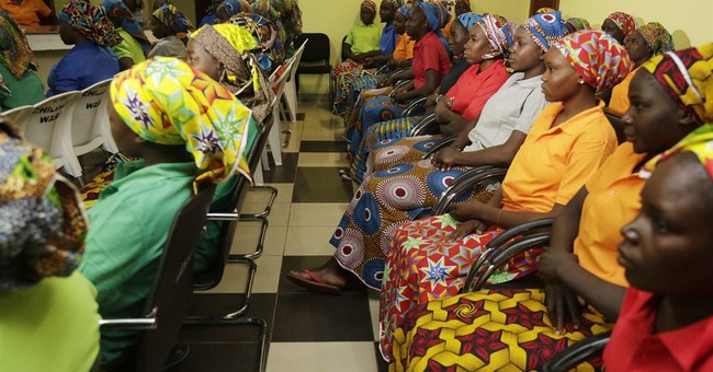 Nigeria spokesman says 1 Nigeria Chibok girl refused release
