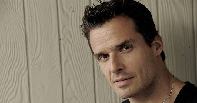 Antonio Sabato Jr. is running for Congress in California