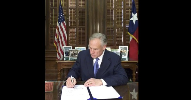 The Latest: Lawsuits begin over Texas 'sanctuary city' law