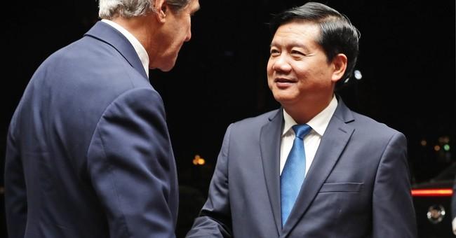 Vietnam Politburo member removed over 'serious mistakes'