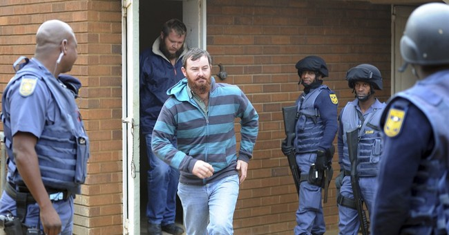 In South Africa, farmers get bail in racially sensitive case