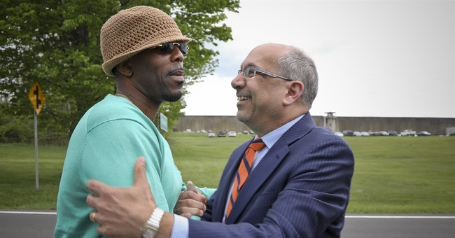 Man freed in '92 killings after new witnesses come forward