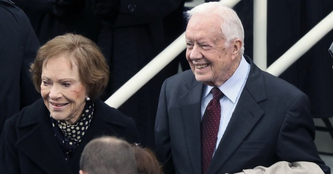 Carter fears global effect of new US human rights policies