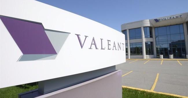 Drugmaker Valeant tops 1Q profit forecasts, chops debt again