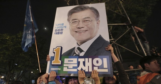 Moon's comments that colored South Korean presidential race