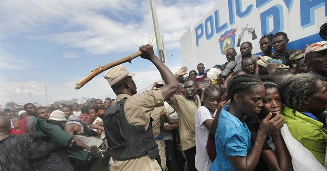 US seeks evidence of Haitian crimes as it weighs their stay