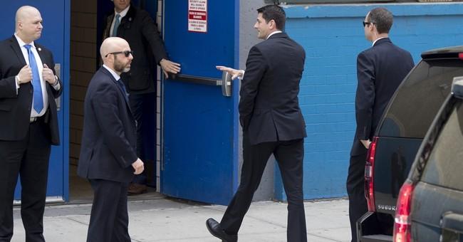 Paul Ryan visits New York school run by charter advocate
