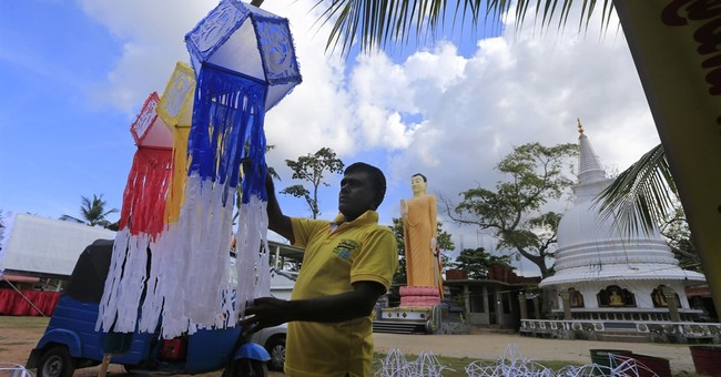 Wasp nests removed in Sri Lanka ahead of Indian PM visit