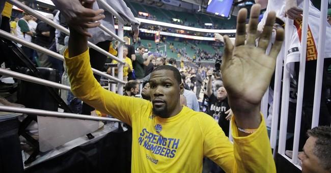 Warriors await challenge after cruising to 8-0 in playoffs