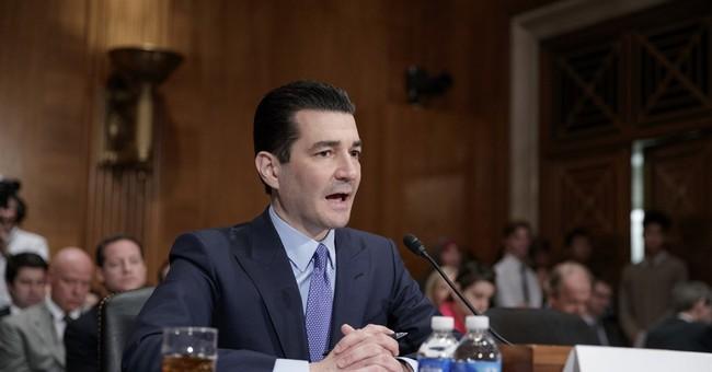 Senate confirms Gottlieb as FDA commissioner