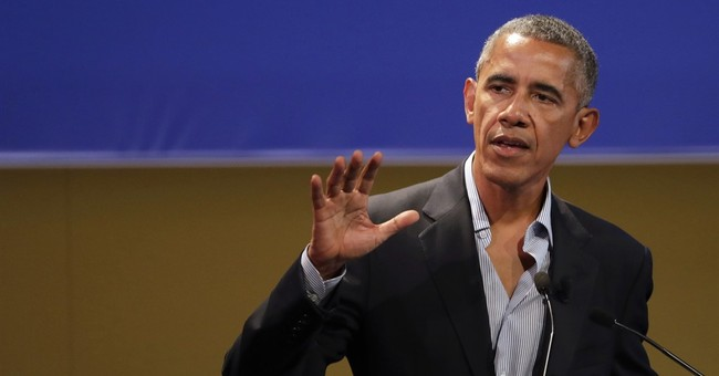 Obama: Private sector is key to tackling climate change
