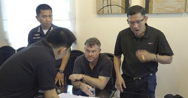 Thai police arrest wanted British drug trafficker
