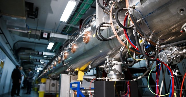 CERN launches new accelerator to help boost data output