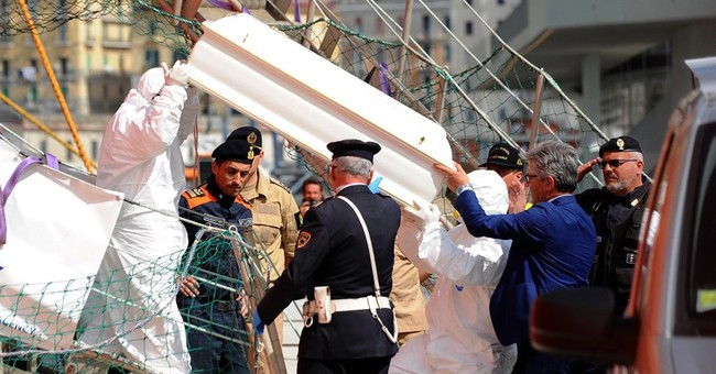 UN: Up to 245 missing after 2 Mediterranean shipwrecks
