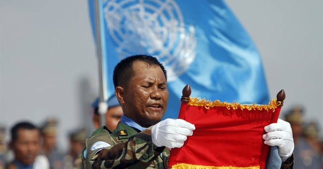 4 UN peacekeepers killed in Central African Republic