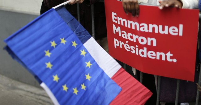 Macron wins French vote for presidency