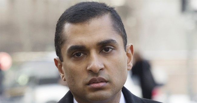 Judges hear appeal of portfolio manager's conviction