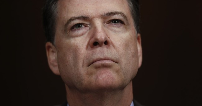 Trump's mixed messages on ex-FBI Director Comey